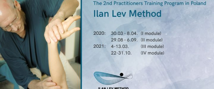 Ilan Lev Method in Poland Practitioners Training Program 2